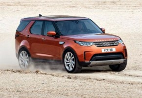 Обзор Land Rover Discovery 5