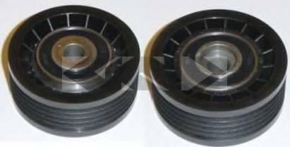 SPIDAN 66569 Паразитный / ведущий ролик, поликлиновой ремень