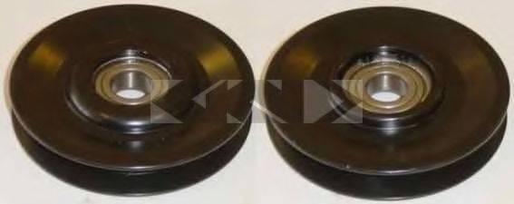 SPIDAN 70228 Паразитный / ведущий ролик, поликлиновой ремень
