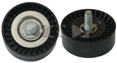 SPIDAN 67654 Паразитный / ведущий ролик, поликлиновой ремень