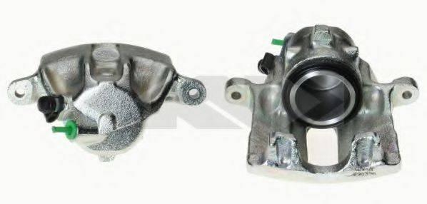 SPIDAN 401844 Тормозной суппорт