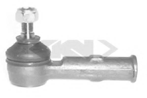 SPIDAN 40649 Наконечник поперечной рулевой тяги