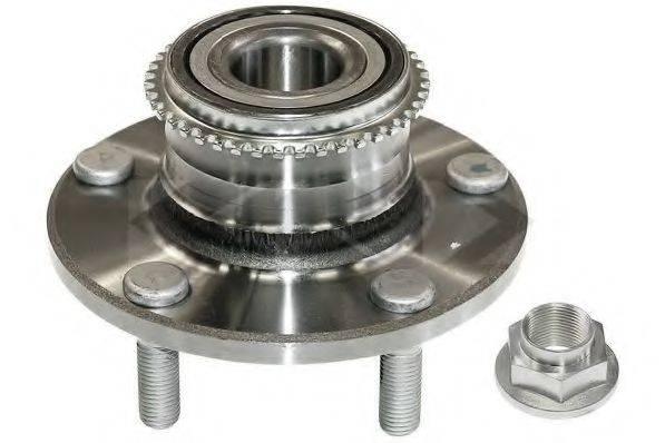 SPIDAN 27865 Комплект подшипника ступицы колеса