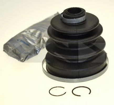 SPIDAN 26181 Комплект пылника, приводной вал