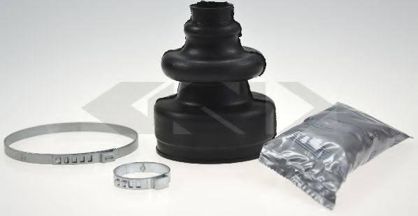 SPIDAN 26287 Комплект пылника, приводной вал