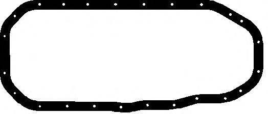 ELRING 107256 Прокладка, маслянный поддон