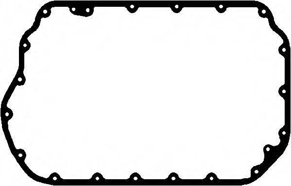 ELRING 467761 Прокладка, маслянный поддон
