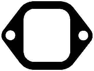 ELRING 638951 Прокладка, выпускной коллектор