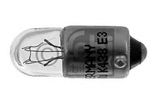 AUDI N 017 720 3 Лампа накаливания, освещение щитка приборов