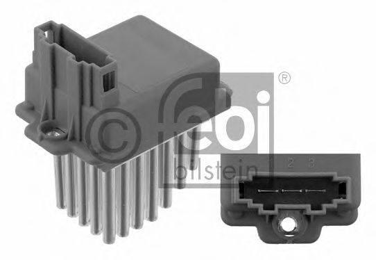 FEBI BILSTEIN 30601 Блок управления, отопление / вентиляция