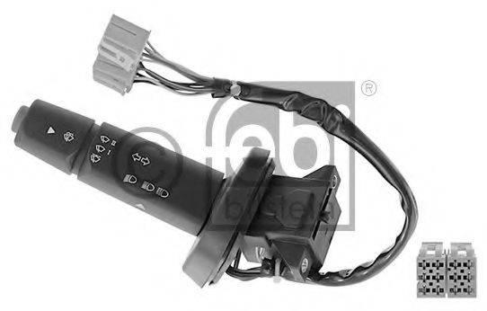 FEBI BILSTEIN 47348 Переключатель указателей поворота; Указатель аварийной сигнализации; Переключатель стеклоочистителя; Выключатель на колонке рулевого управления