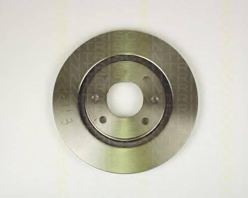 TRISCAN 812010113C Тормозной диск