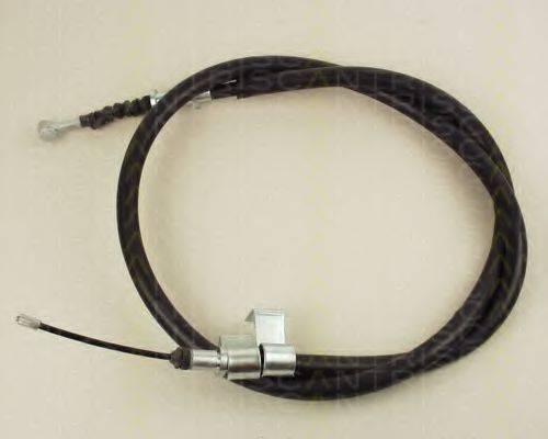 TRISCAN 814014144 Трос, стояночная тормозная система