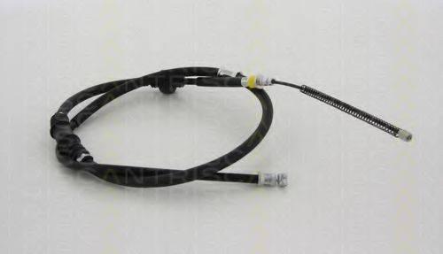 TRISCAN 814042177 Трос, стояночная тормозная система
