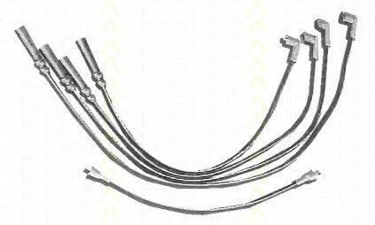 TRISCAN 88604027 Комплект проводов зажигания