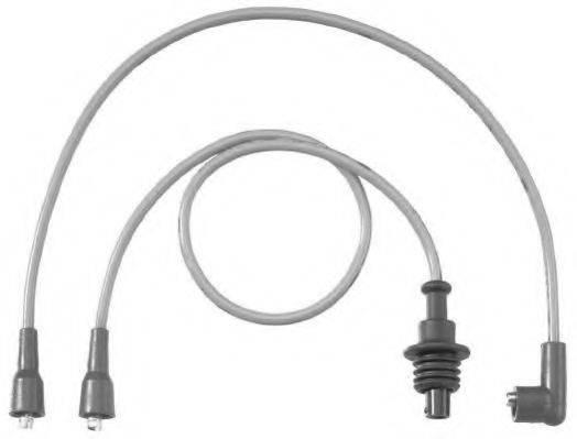 BERU C9 Комплект проводов зажигания