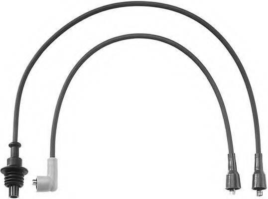 BERU PRO788 Комплект проводов зажигания