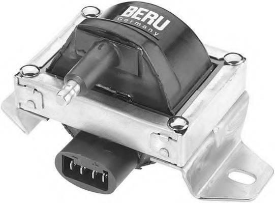 BERU ZS257 Катушка зажигания