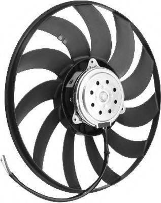 BERU LE050 Вентилятор, охлаждение двигателя