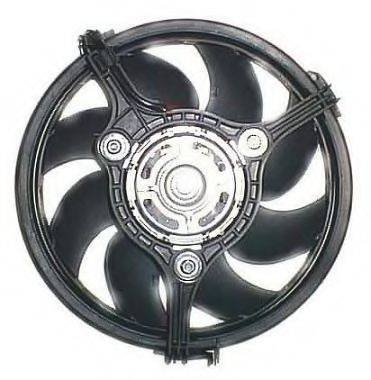 BERU LE506 Вентилятор, охлаждение двигателя
