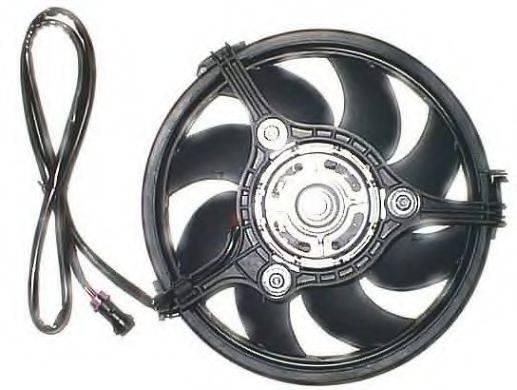 BERU LE586 Вентилятор, охлаждение двигателя
