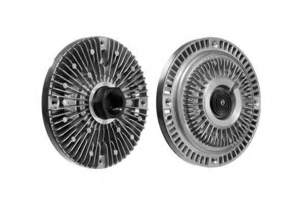 BERU LK004 Сцепление, вентилятор радиатора