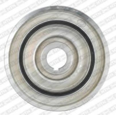 SNR DPF35917 Ременный шкив, коленчатый вал