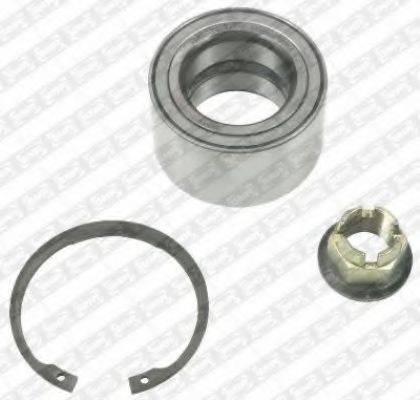 SNR R14006 Комплект подшипника ступицы колеса