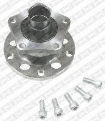 SNR R15444 Комплект подшипника ступицы колеса