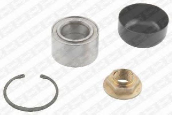 SNR R15565 Комплект подшипника ступицы колеса