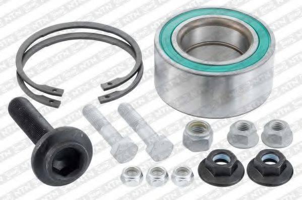 SNR R15718 Комплект подшипника ступицы колеса