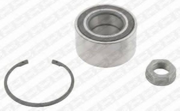 SNR R15947 Комплект подшипника ступицы колеса