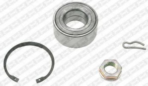 SNR R16613 Комплект подшипника ступицы колеса