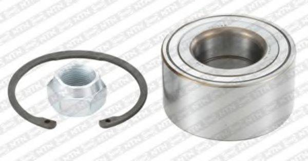 SNR R17338 Комплект подшипника ступицы колеса