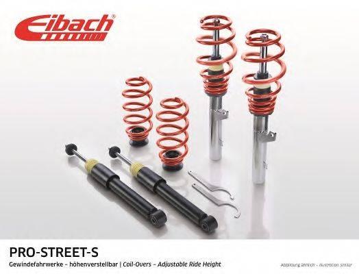 EIBACH PSS65150030122 Комплект ходовой части, пружины / амортизаторы