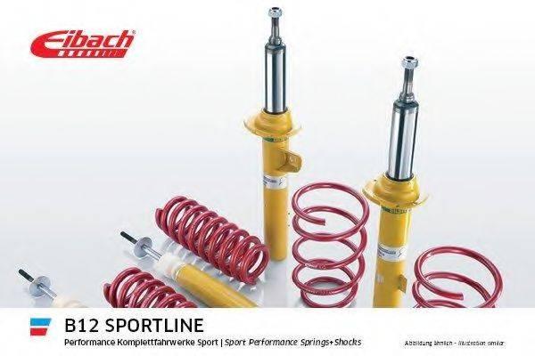 EIBACH E95150030122 Комплект ходовой части, пружины / амортизаторы