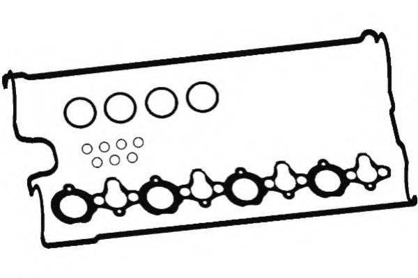 PAYEN HM5290 Комплект прокладок, крышка головки цилиндра