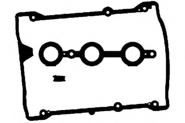 PAYEN HM5224 Комплект прокладок, крышка головки цилиндра