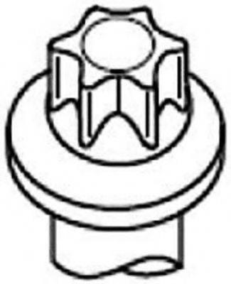 PAYEN HBS261 Комплект болтов головки цилидра