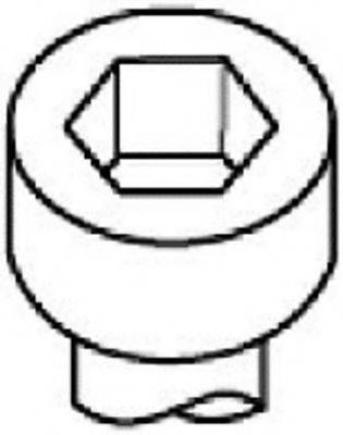 PAYEN HBS295 Комплект болтов головки цилидра