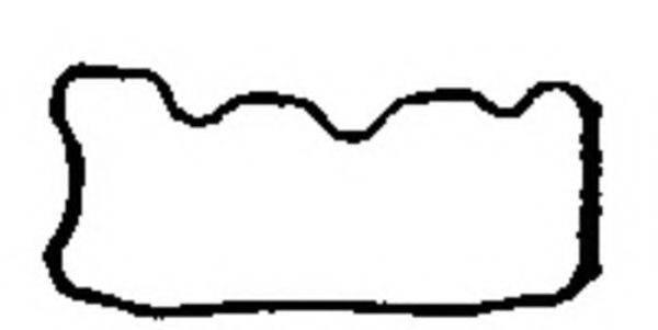 PAYEN JN713 Прокладка, крышка головки цилиндра