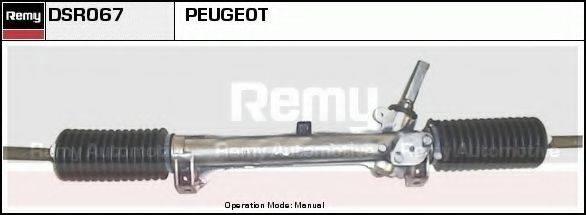 DELCO REMY DSR067 Рулевой механизм