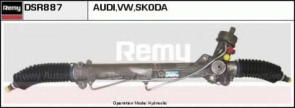DELCO REMY DSR887 Рулевой механизм