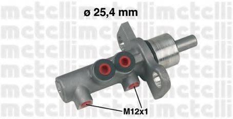 METELLI 050369 Главный тормозной цилиндр