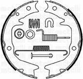 METELLI 530265K Комплект тормозных колодок, стояночная тормозная система