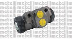 METELLI 040633 Колесный тормозной цилиндр