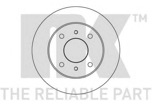 NK 202215 Тормозной диск
