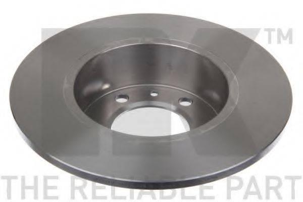 NK 203643 Тормозной диск