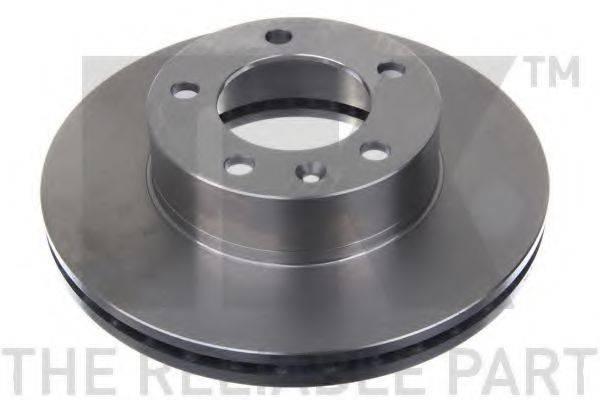 NK 203644 Тормозной диск