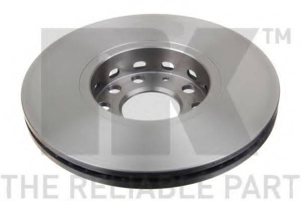 NK 204743 Тормозной диск
